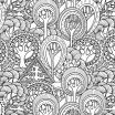 Free Printable Adult Coloring Books Inspiration Coloring Coloring Page Stress Relief Books Outstanding Inspiration