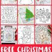 Free Printable Christmas Coloring Pages for Adults Inspiring Christmas Coloring Pages to Print Free Free Christmas Coloring Pages