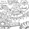 Free Printable Coloring Pages for Adults Exclusive Free Printable Color by Number Pages for Adults