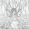 Free Printable Coloring Pages for Adults Fairies Inspired Adult Fairy Coloring Pages – foraje Puturifo