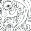 Free Printable Day Of the Dead Coloring Pages Marvelous Coloring Pages Archives