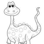 Free Printable Dinosaur Coloring Pages Brilliant 72 Best Dinosaur Colouring Pages Images In 2017