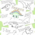 Free Printable Dinosaur Coloring Pages Elegant Free Easy Coloring Pages – Thishouseiscooking