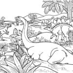 Free Printable Dinosaur Coloring Pages Marvelous Get This Dinosaurs Coloring Pages Free Printable U043e