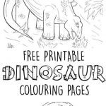 Free Printable Dinosaur Coloring Pages Wonderful Dinosaur Colouring Pages Kids Paradise