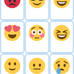 Free Printable Emoji Faces Inspiring 44 Awesome Printable Emojis