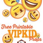 Free Printable Emoji Faces Wonderful Free Printable Vipkid Emoji Faces Free Emoji Printables