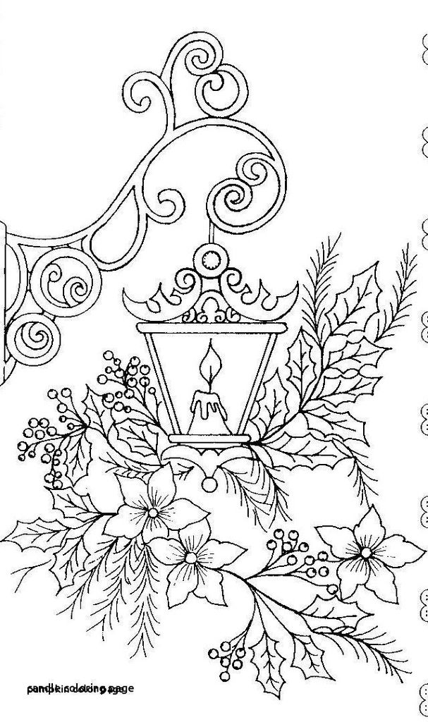 Lovely Pumpkin with Hat Coloring Pages – Dazhou