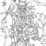 Free Printable Halloween Coloring Pages for Older Kids Brilliant 388 Best Halloween Coloring Pages Images In 2019