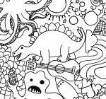 Free Printable Halloween Coloring Pages for Older Kids Wonderful Coloring Pages Of Animals