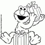 Free Printable Happy Birthday Coloring Pages Beautiful Elmo Coloring Pages Things to Print and Color