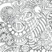 Free Printable Hard Coloring Pages for Adults Creative Abstract Design Coloring Pages – 488websitedesign