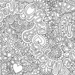 Free Printable Hard Coloring Pages for Adults Creative Coloring Coloring Free Printable Hard Pages fors Lovely to Color