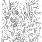 Free Printable Hard Coloring Pages for Adults Elegant Free Coloring Book Pages for Adults
