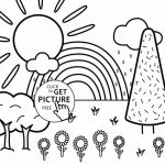 Free Printable Hard Coloring Pages for Adults Exclusive Coloring Rainbow Coloring Page Free Potentialplayers In Pages