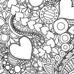 Free Printable Hard Coloring Pages for Adults Exclusive Hard Coloring Pages for Kids at Getdrawings