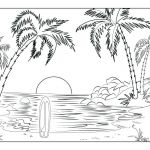 Free Printable Hard Coloring Pages for Adults Wonderful Summer Coloring Pages for Adults – Trustbanksuriname