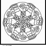 Free Printable Mandala Coloring Pages Awesome Free Printable Nature Coloring Pages Awesome Garden Coloring Pages