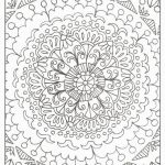 Free Printable Mandala Coloring Pages Best 20 New Mandala Coloring Page