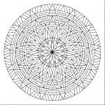 Free Printable Mandala Coloring Pages Best Cool Designs to Color Coloring Page Cool Designs Coloring Pages