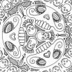 Free Printable Mandala Coloring Pages for Adults Creative √ Free Printable Abstract Coloring Pages Adults and Abstract