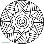 Free Printable Mandala Coloring Pages Inspired Free Printable Mandala Coloring Pages for Adults Easy – Adult