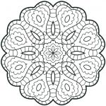 Free Printable Mandala Coloring Pages Inspiring Cool Designs to Color Coloring Page Cool Designs Coloring Pages