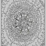 Free Printable Mandala Coloring Pages Pretty Free Printable Abstract Coloring Pages Kanta