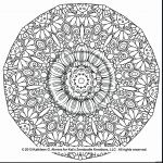 Free Printable Mandala Coloring Pages Pretty Inspirational Free Geometric Coloring Pages for Adults