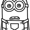 Free Printable Minion Coloring Pages Wonderful Coloring Pages Coloring Books Easter to Color for Children