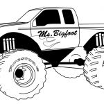 Free Printable Monster Truck Coloring Pages Best Of Coloring Free Printable Fire Truck Coloring Pages Home