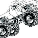 Free Printable Monster Truck Coloring Pages Fresh Free Printable Blaze Coloring Pages Beautiful Blaze Coloring Book 22
