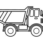 Free Printable Monster Truck Coloring Pages Fresh Truck Coloring Pages