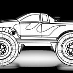 Free Printable Monster Truck Coloring Pages Inspirational Coloring Page Free Printable Monster Truck Coloring Pages for Kids