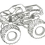 Free Printable Monster Truck Coloring Pages Inspirational Free Printable Monster Truck Coloring Pages for Kids