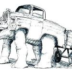 Free Printable Monster Truck Coloring Pages New Fire Truck Coloring – Royaltyhairstore