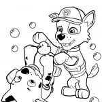 Free Printable Paw Patrol Amazing Paw Patrol Coloring Pages for Kids