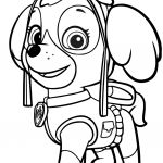Free Printable Paw Patrol Awesome Paw Patrol Coloring Pages for Kids at Getdrawings