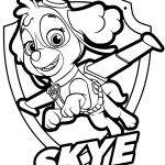 Free Printable Paw Patrol Awesome Paw Patrol Coloring Pages Free In Paw Printable Alzenfieldwalk