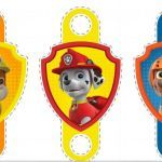 Free Printable Paw Patrol Brilliant Free Printable Paw Patrol Party Blowers Oh My Fiesta In English