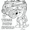 Free Printable Paw Patrol Pretty Cooloring Book 44 Extraordinary Paw Patrol Coloring Pages Marshall