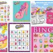 Free Printable Shopkins Exclusive Collection Of Free Printable Shopkins 34 Images In Collection