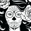 Free Printable Skull Coloring Pages Excellent Simple Sugar Skulls – Homebeautiful