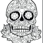 Free Printable Skull Coloring Pages Exclusive Coloring – Page 49 – Duelprotocolfo