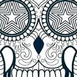 Free Printable Skull Coloring Pages Wonderful Gryffindor Crest Coloring Page – Sharpball