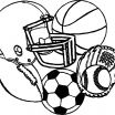 Free Printable Sports Coloring Pages Creative Coloring Coloring Printable Pages for Kids Football Helmet