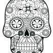 Free Printable Sugar Skull Coloring Pages Best Of Free Coloring Pages for Teenagers – Bahamasecoforum