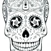 Free Printable Sugar Skull Coloring Pages Best Of Sugar Skull Coloring Pages Pdf Coloring Pages for Adults Line