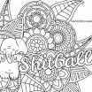 Free Printable Swear Word Coloring Pages Creative Coloring Page Outstanding Word Coloring Book