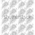 Free Printable Zentangle Coloring Pages Best Of Hand Drawn Feathers Peacock Adult Coloring Stock Vector Royalty
